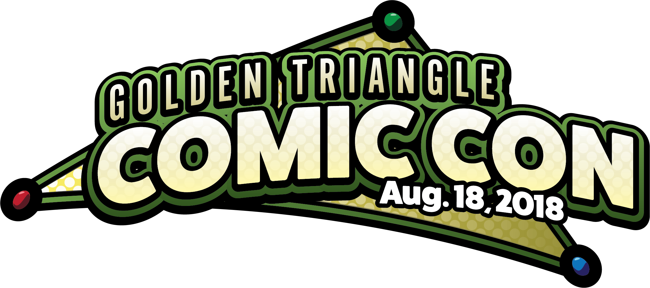 Golden Triangle Comic Con